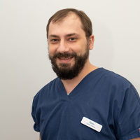 Dr Radu Andronescu - MRCVS