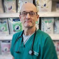 Dr Duncan Ross - BVMS, MRCVS