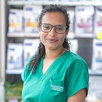 Dr Carina Rocha - MRCVS