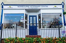 Wombourne Vets