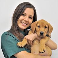 Francesca Portaro - DVM, MRCVS