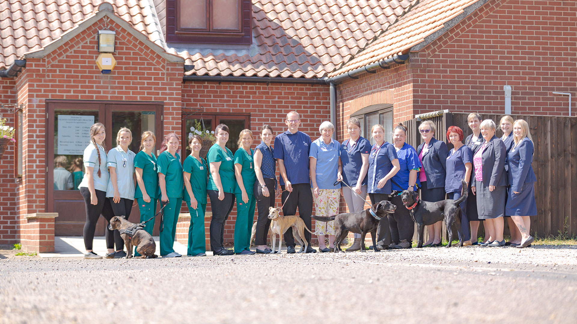 Register With Your Local Vets Today - Glaven Vets