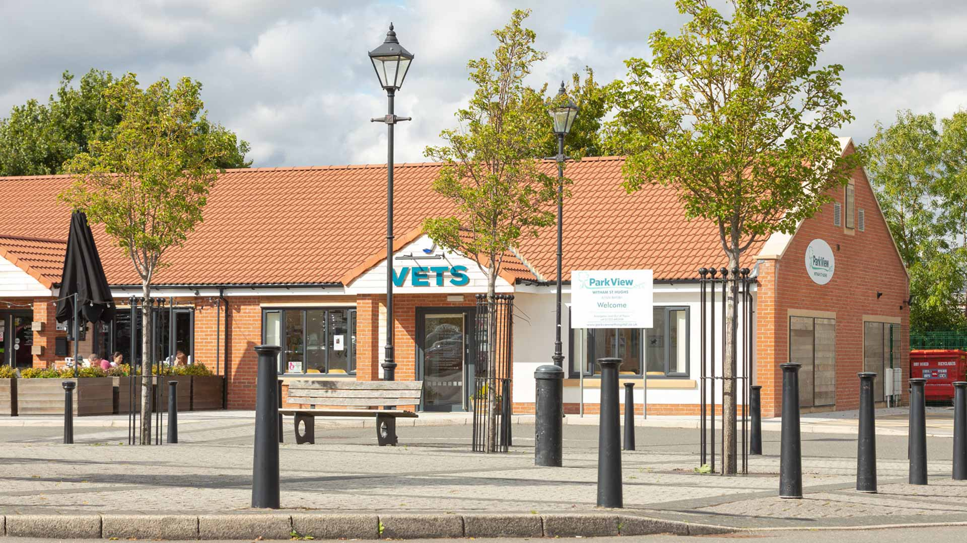 Witham St Hughs Vet Practice | Vets in Lincoln - Park View ...